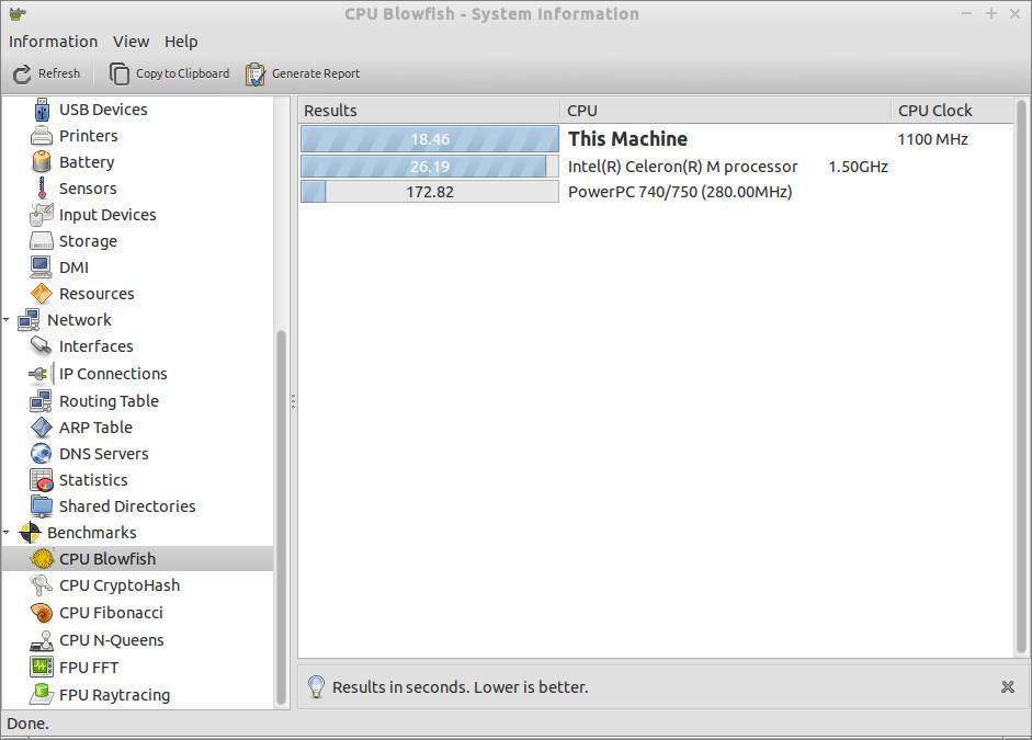 How To: Run a Benchmark on Linux - PCBurn Tech
