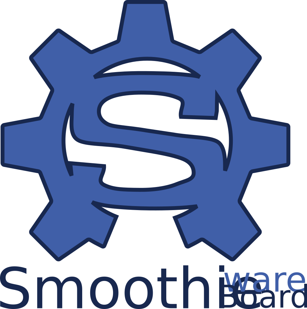 One of the many possible smoothieware logos available at the moment. I have no clue which one will get picked, but this was my favorite.