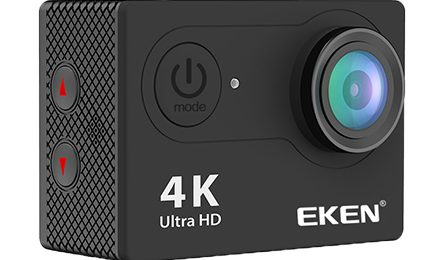 Eken H9/H9R/H9S Action Camera WiFi Connection