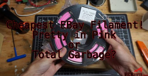 Cheapest EBay Filament! Good Deal or Total Junk?