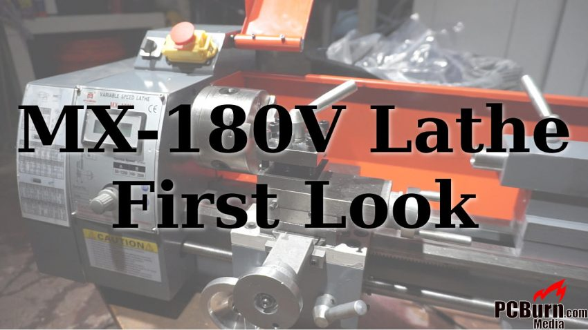 180V Mini Metal Lathe