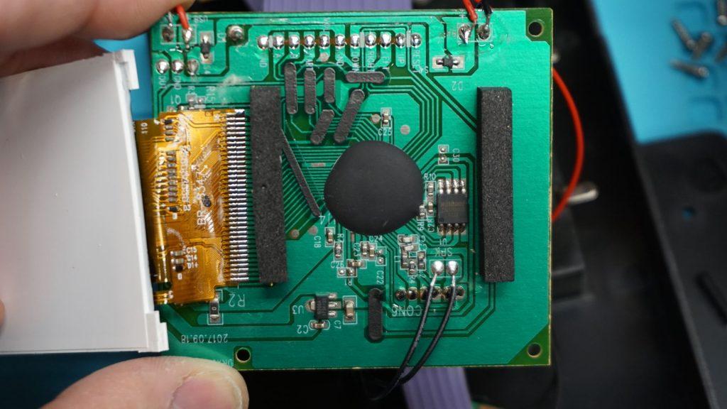 Data East Karate Champ Mini Arcade circuit board
